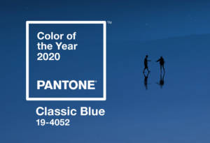 pantone color of the year classic blue